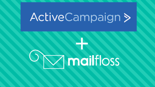 activecampaign + mailfloss