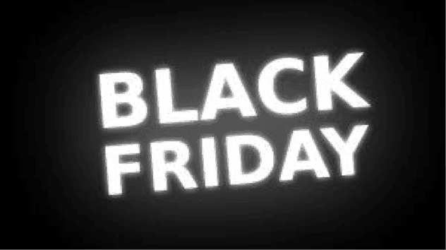 Black Friday Email Marketing Ideas