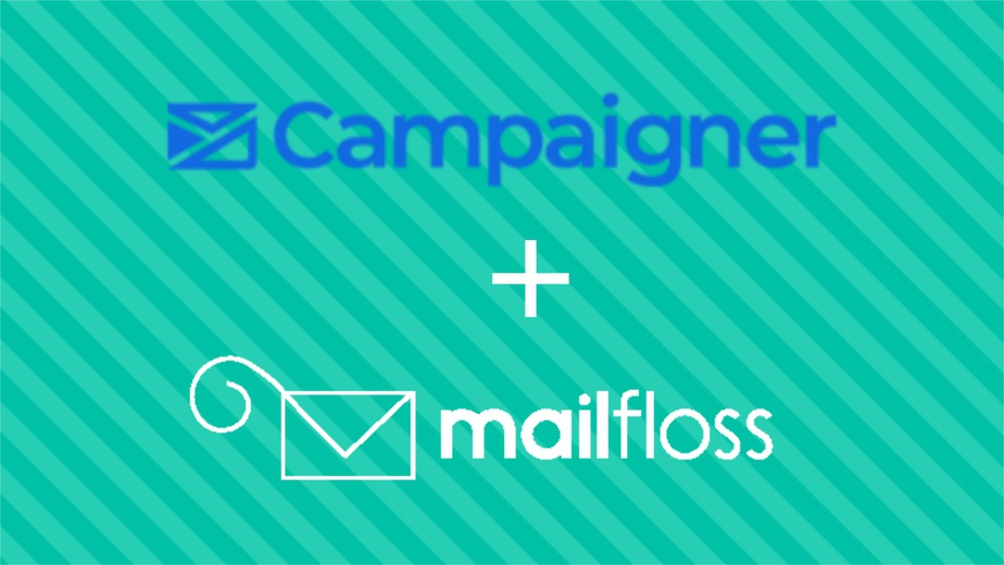 Campaigner + mailfloss