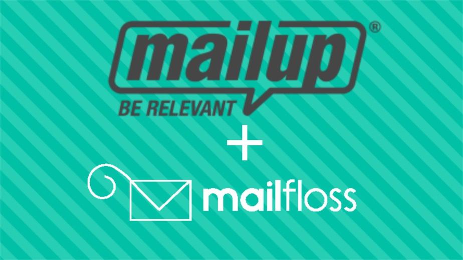 MailUp + mailfloss