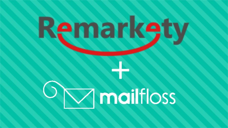 Remarkety + mailfloss